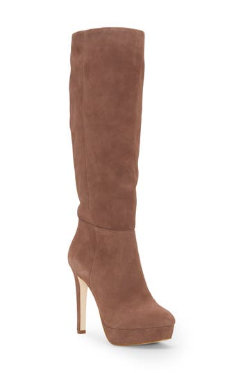 Jessica Simpson Rollin Boot, Pink
