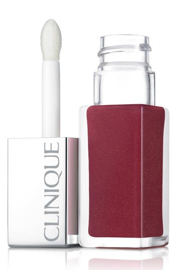 Clinique 'Pop Lacquer' Lip Color & Primer - Love Pop