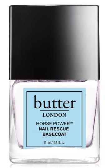 Butter London 'Horse Power(TM)' Nail Rescue Basecoat -