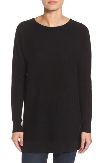 Women's Halogen High/low Wool & Cashmere Tunic Sweater