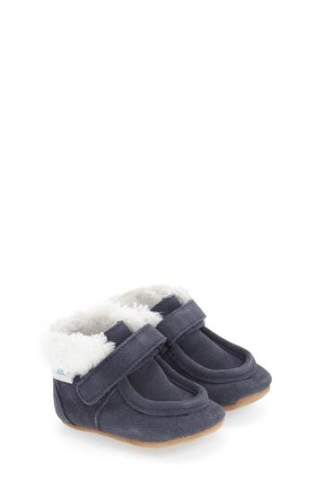 Toddler Robeez 'Sawyer Snuggle' Crib Shoe