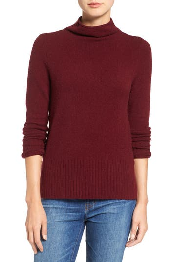 Women's Madewell Inland Rolled Turtleneck Sweater