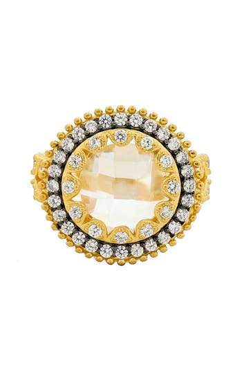 Women's Freida Rothman 'Metropolitan' Cocktail Ring
