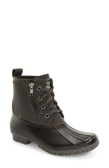 Women's G.h. Bass & Co. Danielle Waterproof Duck Boot, Size 6 M - Grey