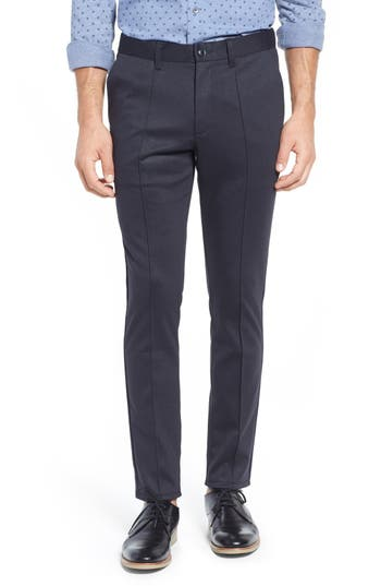 Men's W.r.k Prospect Herringbone Slim Fit Trousers
