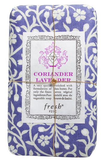 Fresh Coriander Lavender Petit Soap