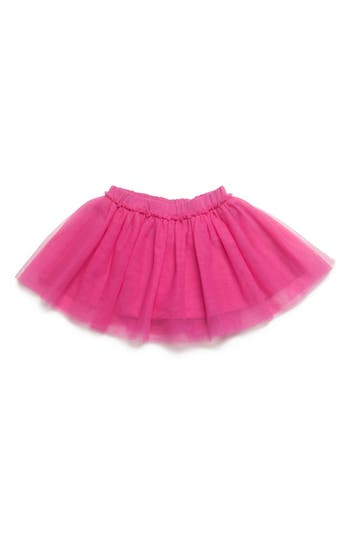 Infant Girl's Monica + Andy Spinning Skirt, Size 18-24M - Pink