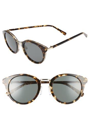 Women's Raen Potrero 50Mm Sunglasses - Brindle Tortoise