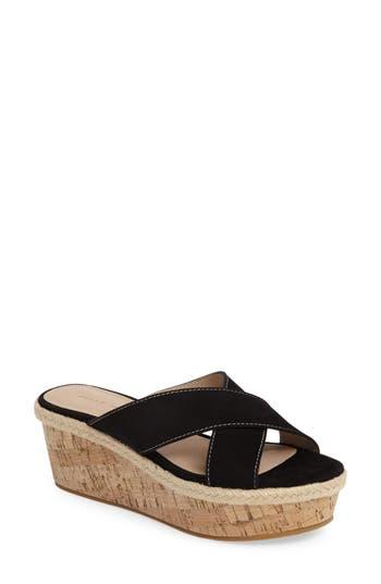 Pelle Moda Harriet Platform Wedge Sandal