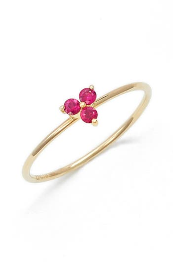 Women's Ef Collection Gemstone Ring