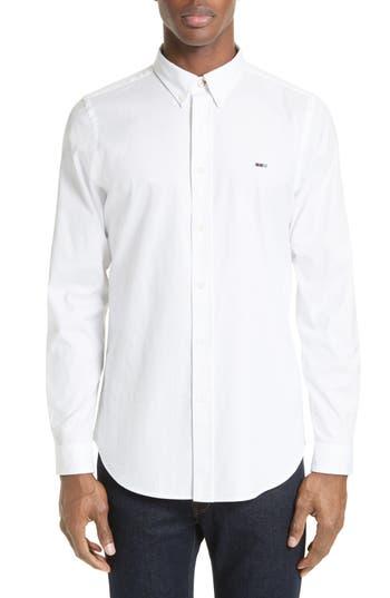 Men's Ps Paul Smith Extra Trim Fit Multi Tab Sport Shirt