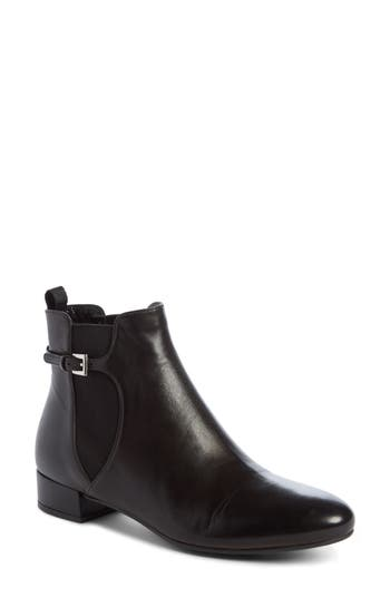 Women's Prada Buckle Chelsea Boot