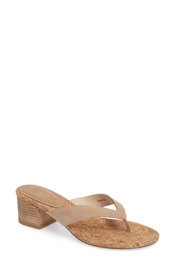 Pelle Moda Meryl Sandal- Brown