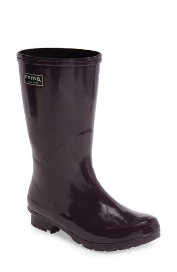 Roma Short Rain Boot