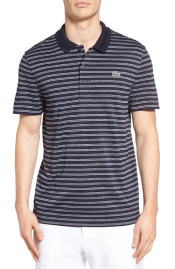 Men's Lacoste Sport Stripe Golf Piqué Polo