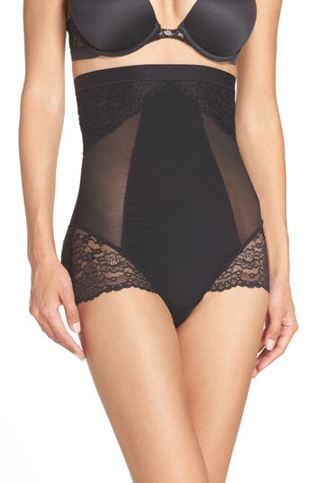 Women's Spanx Spotlight On Lace High Waist Briefs