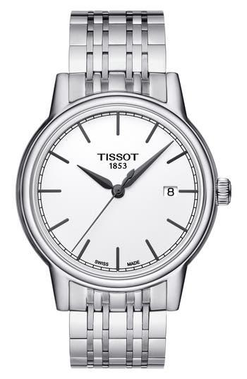 Tissot Carson Bracelet Watch, 39Mm