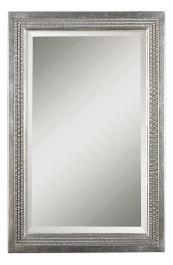 Uttermost Triple Beaded Vanity Mirror, Size One Size - Metallic