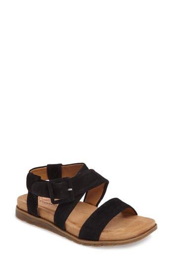 Comfortiva Andria Sandal, Black