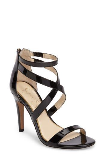 Jessica Simpson Ellenie Sandal, Black