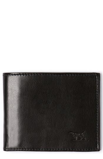 Rodd & Gunn Leeston Wallet - Black
