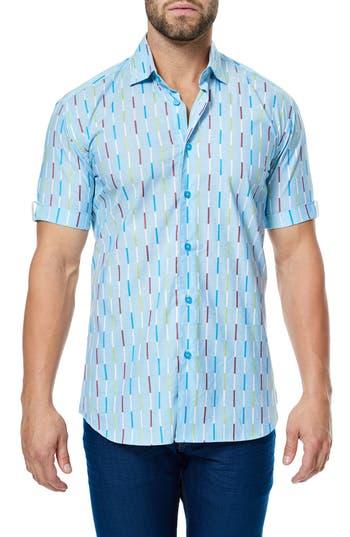 Men's Maceoo Fresh Stripe Sport Shirt