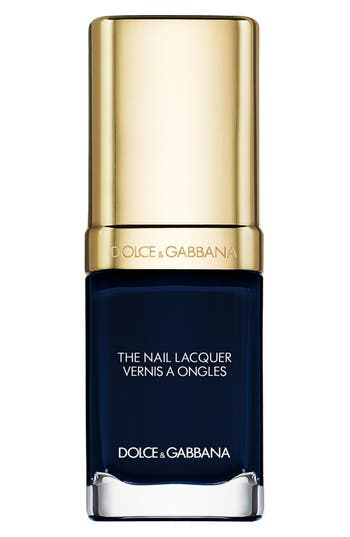 Dolce & gabbana Beauty 'The Nail Lacquer' Liquid Nail Lacquer - Peacock 730