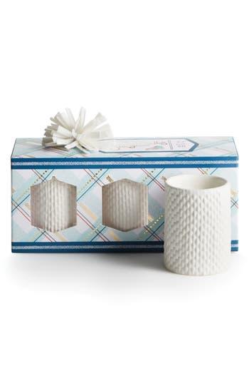Illume Set Of 3 Votive Candles, Size One Size - Blue