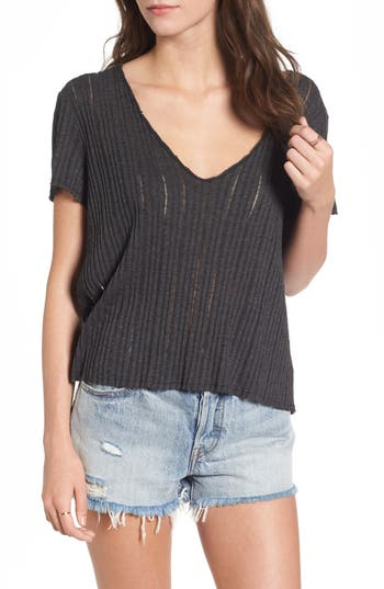 Women's Pst By Project Social T Ribbed Tee