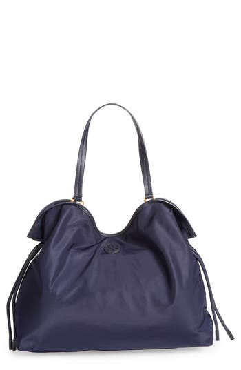 Tory Burch Scout Nylon Tote - Blue