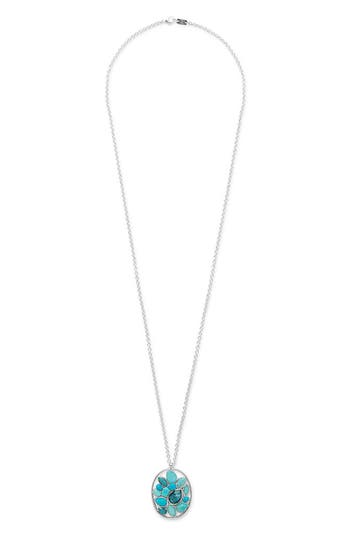 Women's Ippolita Rock Candy Cluster Pendant Necklace