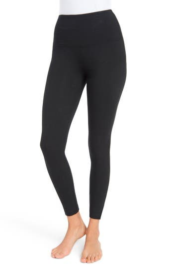 Lysse The Skinny Ankle Leggings, Black