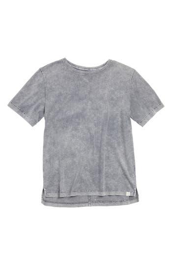 Boy's Treasure & Bond Polo Hem Crewneck T-Shirt