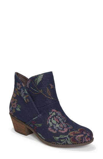 Me Too Zena Ankle Boot- Blue