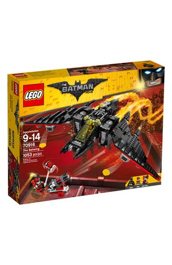 Boy's Lego Batman Movie: the Batwing Set - 70916