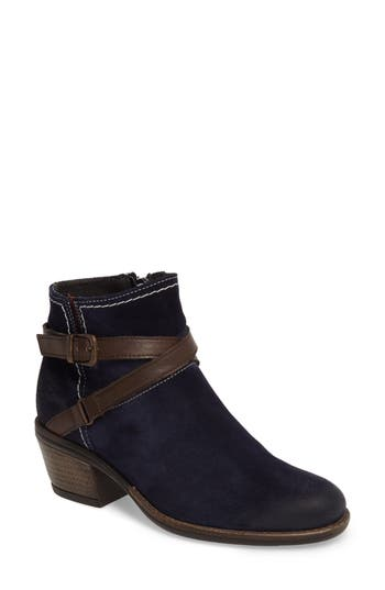 Bos. & Co. Greenville Waterproof Bootie - Blue