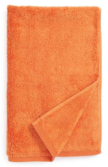 Matouk Milagro Hand Towel, Size One Size - Orange