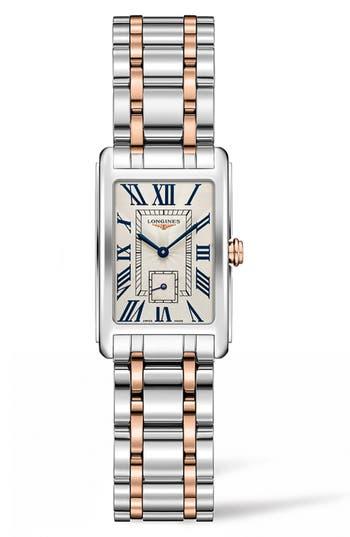 Women's Longines Dolcevita Bracelet Watch, 20.5Mm X 32Mm
