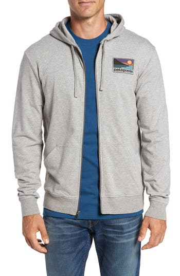 Men's Patagonia Up & Out Lightweight Zip Hoodie