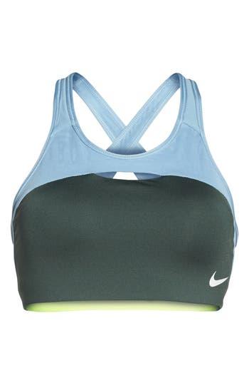 Women's Nike Pro Classic Swoosh Modern Sports Bra