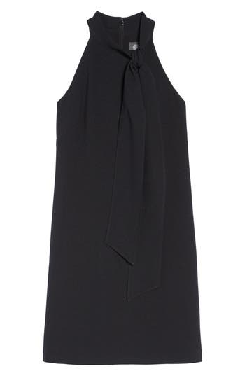 Vince Camuto A-Line Dress, Black