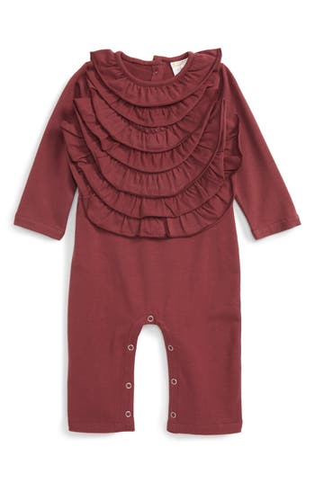 Infant Girl's Masalababy Ruffle Romper