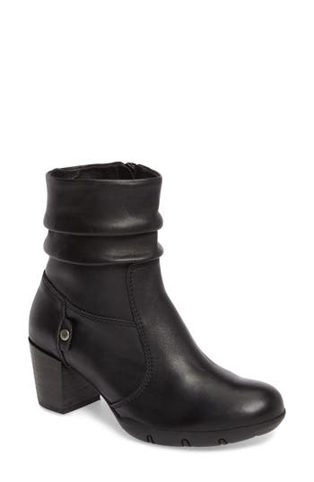 Wolky Colville Boot - Black