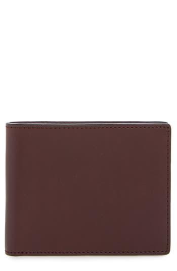 Rag & Bone Hampshire Bifold Leather Wallet - None