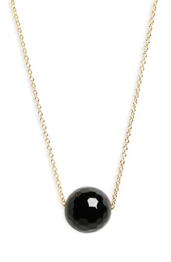 Women's Gorjana Power Gemstone Adjustable Y-Necklace