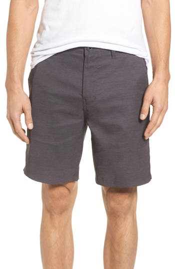 Hurley Dri-Fit Weston Shorts, Black