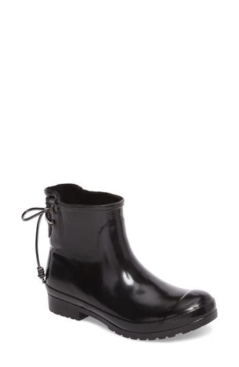 Sperry Walker Rain Boot, Black