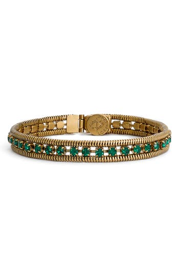 Women's Loren Hope 'Clara' Crystal Bracelet