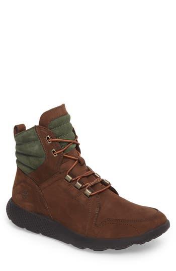Men's Timberland Flyroam Boot, Size 9 M - Brown