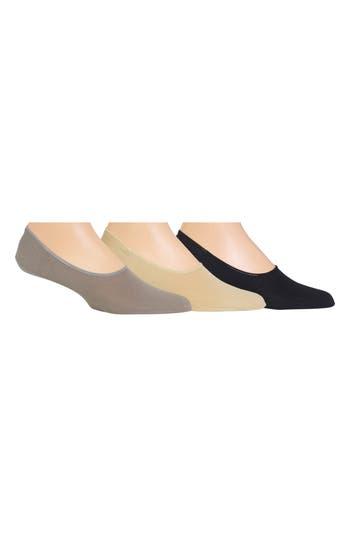 Men's Polo Ralph Lauren 3-Pack Liner Socks
